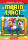 Mario and Luigi: Super Mario Bros Heroes Cover Image