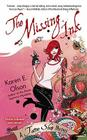 The Missing Ink: A Tattoo Shop Mystery Cover Image
