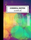 Cornell Notes Notebook: Cute Large Cornell Note Paper / Note Taking Filler Paper For School And University Cover Image