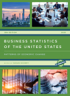Business Statistics of the United States 2020: Patterns of Economic Change (U.S. Databook) Cover Image