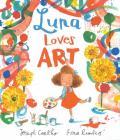 Luna Loves Art Cover Image