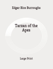 Tarzan of the Apes: Large Print Cover Image