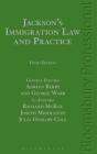 Jackson's Immigration Law and Practice: Fifth Edition Cover Image