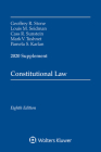 Constitutional Law: 2020 Supplement (Supplements) Cover Image