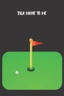 Talk Birdie to Me: Gag Gifts for Golfers - Awesome Gag Gifts for Bosses, Birthdays, Office Gifts, Coworkers, Father or Granddad - Golf Lo Cover Image
