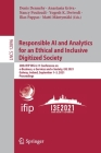 Responsible AI and Analytics for an Ethical and Inclusive Digitized Society: 20th Ifip Wg 6.11 Conference on E-Business, E-Services and E-Society, I3e Cover Image