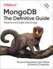 Mongodb: The Definitive Guide: Powerful and Scalable Data Storage Cover Image