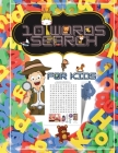 10 Words Search Quest for Kids: Puzzle Book for Boys and Girls Ages 6 to 12 Years Old to Sharpen the Mind, Learn Vocabulary and Improve Memory, Logic Cover Image