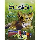 Houghton Mifflin Harcourt Science Fusion Texas: Student Edition Grade 1 2015 Cover Image
