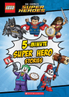 5-Minute Super Hero Stories (LEGO DC Super Heroes) Cover Image