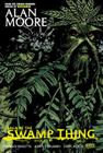 Saga of the Swamp Thing Book Four Cover Image