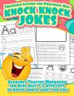 Traceable Letters for Preschool Kids Knock Knock Jokes Alphabet Tracing Workbook for Kids Ages 3 - 5 with Lots of Knock Knock Jokes for Kids (Preschool Readiness #1) Cover Image