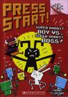 Super Rabbit Boy vs. Super Rabbit Boss! (Press Start! #4) Cover Image