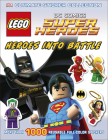 Ultimate Sticker Collection: LEGO® DC Comics Super Heroes: Heroes into Battle: More Than 1,000 Reusable Full-Color Stickers Cover Image
