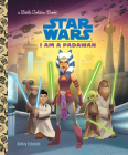 I Am a Padawan (Star Wars) (Little Golden Book) Cover Image