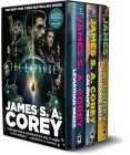 The Expanse Hardcover Boxed Set: Leviathan Wakes, Caliban's War, Abaddon's Gate: Now a Prime Original Series Cover Image