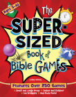 Kidz: Supersized Book of Bible Games Cover Image