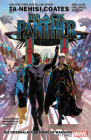 Black Panther Book 8: The Intergalactic Empire of Wakanda Part Three Cover Image