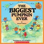The Biggest Pumpkin Ever Cover Image