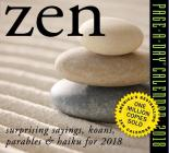 Zen Page-A-Day Calendar 2018 Cover Image