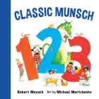 Classic Munsch 123 Cover Image
