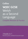 Collins GCSE Revision and Practice: New Curriculum – WJEC GCSE Welsh as a Second Language All-in-One Revision and Practice Cover Image