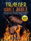 Traeger Grill Bible Cover Image