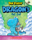 Dragon's Fat Cat: Acorn Book (Dragon #2) Cover Image