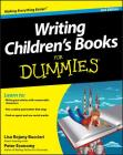 Writing Children's Books For Dummies, 2nd Edition Cover Image