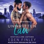 Unwritten Law Lib/E Cover Image