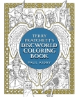 Terry Pratchett's Discworld Coloring Book Cover Image