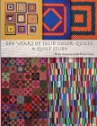 200 Years of Solid Color Quilts: A Quilt Study Cover Image