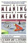 Meaning Of Meaning Cover Image