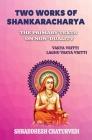 Two Works of Shankaracharya Cover Image