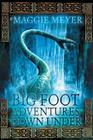 Big Foot Adventures Down Under: Book One in the Series 'Spirits Alive' Cover Image
