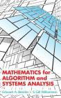 Mathematics for Algorithm and Systems Analysis (Dover Books on Mathematics) Cover Image