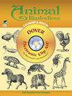 Animal Illustrations [With Clip Art] Cover Image