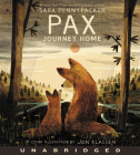 Pax, Journey Home CD Cover Image