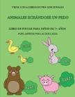 Libro de pintar para niños de 7+ años (Animales echándose un pedo): Este libro tiene 40 páginas para colorear sin estrés, para reducir la frustración Cover Image