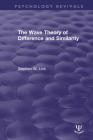 The Wave Theory of Difference and Similarity (Psychology Revivals) Cover Image