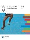 Society at a Glance 2016 OECD Social Indicators Cover Image