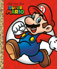 Super Mario Little Golden Book (Nintendo) Cover Image
