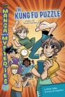 The Kung Fu Puzzle: A Mystery with Time and Temperature (Manga Math Mysteries #4) Cover Image