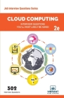 Cloud Computing Interview Questions You'll Most Likely Be Asked: Second Edition (Job Interview Questions #31) Cover Image