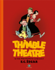 Thimble Theatre and the Pre-Popeye Cartoons of E. C. Segar Cover Image