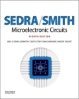 Microelectronic Circuits Cover Image
