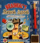 Brainiac's Secret Agent Activity Book (Activity Journals) Cover Image