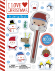 Activity Books: I Love Christmas Cover Image