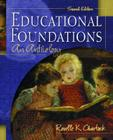Educational Foundations: An Anthology Cover Image