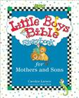 Little Boys Bible Storybook for Mothers and Sons Cover Image